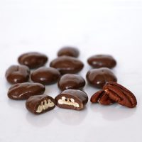 milk chocolate pecans