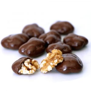 Milk Chocolate Walnut