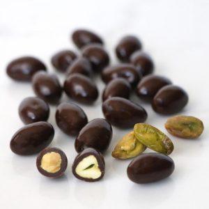 Dark Chocolate Pistachios