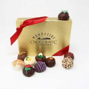 assorted truffles traditional collection 12pc