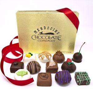 Assorted Chocolates Half and Half 12pc