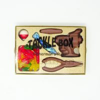 chocolate fishing tackle box set gift