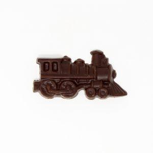 chocolate train engine