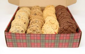 cookie in the crate four dozen holiday box