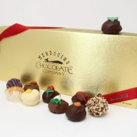 traditional 24 piece truffle box