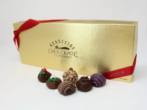pacific sunset truffles deluxe 24 piece box