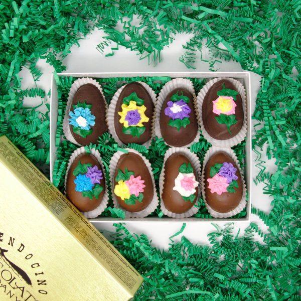 Assorted Truffle Eggs