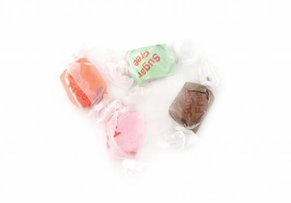assorted sugar free taffy salt water taffy