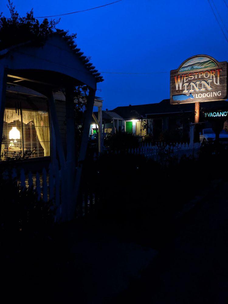 westport inn california